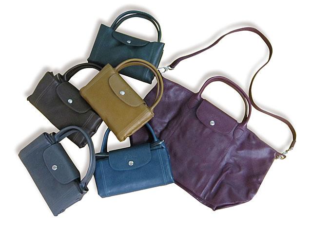 a1512bac59 NOUVEAU LONGCHAMP LE PLIAGE ® CUIR 2013 - Le blog de luxuryenligne-soldes  luxury chanel,chloe,longchamp en ligne.